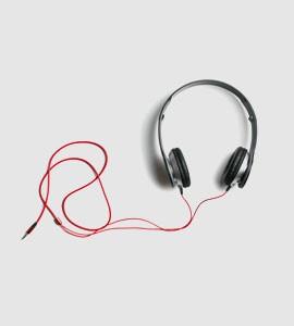 Stylish headset
